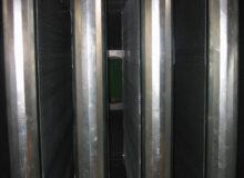 konstrukcja tłumika dźwiękochłonnego