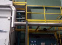 podest stalowy, producent konstrukcji stalowych gdańsk