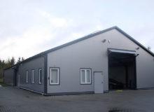 hala stalowa, producent hal stalowych gdańsk