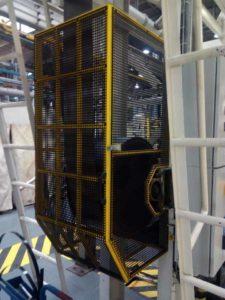 stalowe osłony maszyn Gdańsk