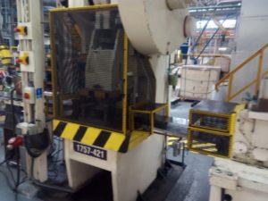 osłony maszyn ze stali