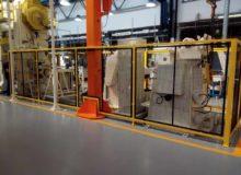 produkcja stalowych wygrodzeń przemysłowych Gdańsk