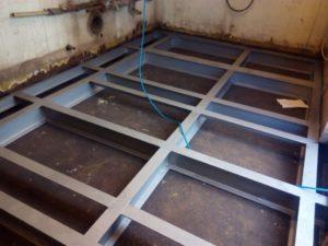 konstrukcja podłogi