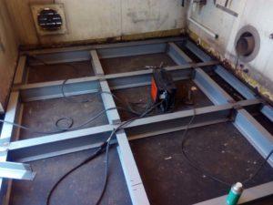producent konstrukcji stalowych podłóg Gdańsk
