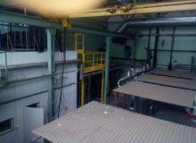 podest stalowy Gdańsk, produkcja konstrukcji stalowych